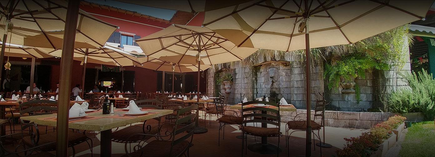 Restaurant Emilia Querétaro